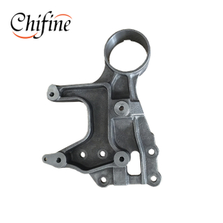 Iron Sand Casting Automotive Part With CNC Machining